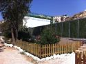 Φωτογραφίες Έργων Fence Grass Center - Διακοσμητικός Φράχτης Deco 6