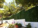 Φωτογραφίες Έργων Fence Grass Center - Διακοσμητικός Φράχτης Deco 1