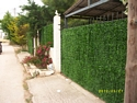 Έργο Fence Grass Center - Διακοσμητικός Φράχτης Deco 1